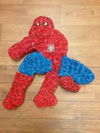 Bespoke tribute spiderman