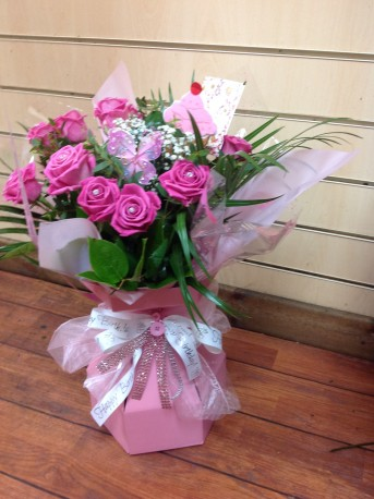 sweet avalanche roses floralbox