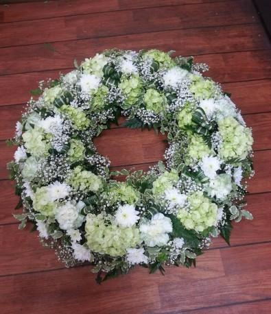 Green wreath