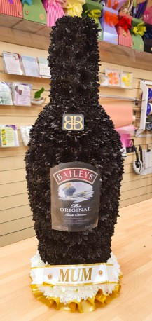 Baileys bottle