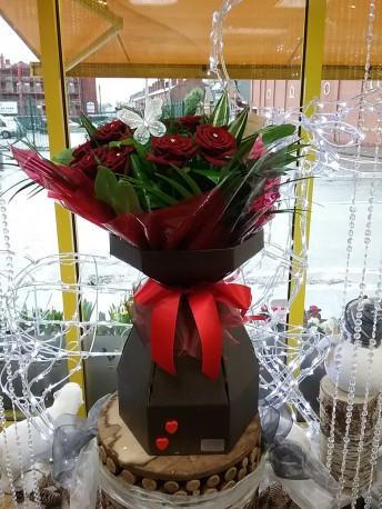 Prestigious Red Roses