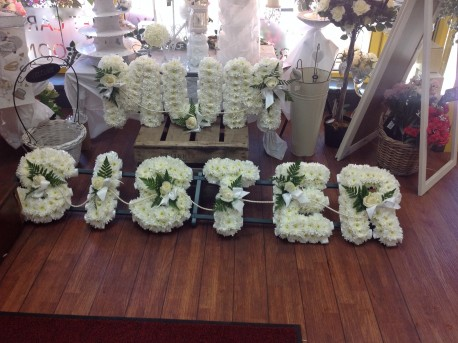 sister funeral tribute