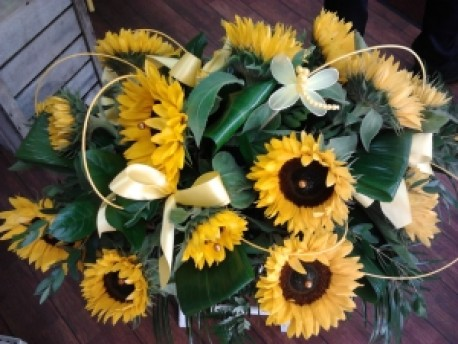 Sunflower double ended