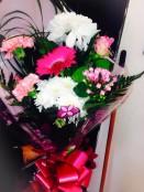 fresh vibrant bouquet