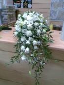 brides shower bouquet