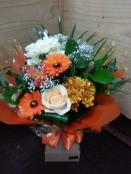 Kraft floralbox