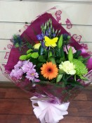 Rainbow bouquet