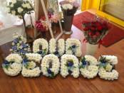 spoke funeral tribute
